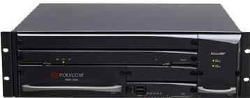 Polycom RMX 2000 - многоточечтные мультимедийные видеоконференции